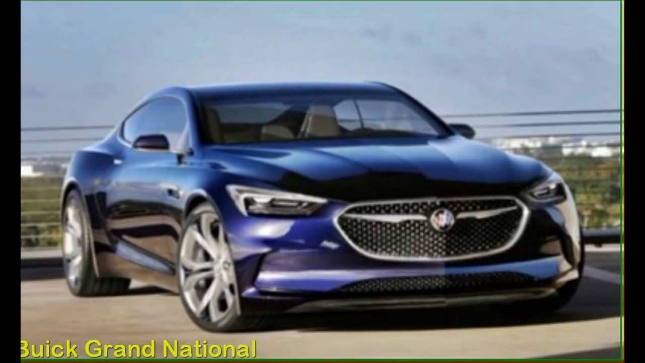 44 All New 2020 Buick Grand National Gnx Prices