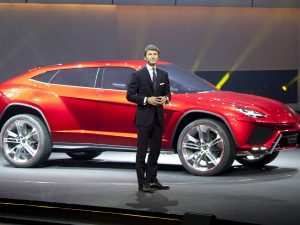 44 All New 2020 Lamborghini Suv Configurations