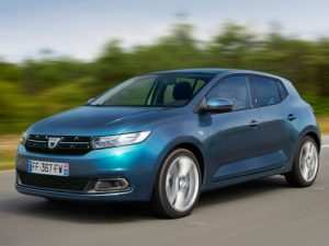 44 All New Dacia Sandero 2020 Exterior and Interior