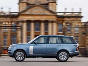 44 All New Land Rover Range Rover Vogue 2019 Price and Review