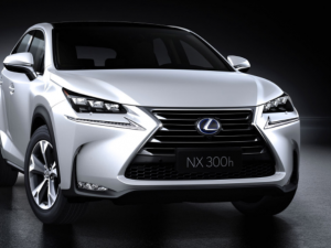 Lexus Nx 2020 Colors