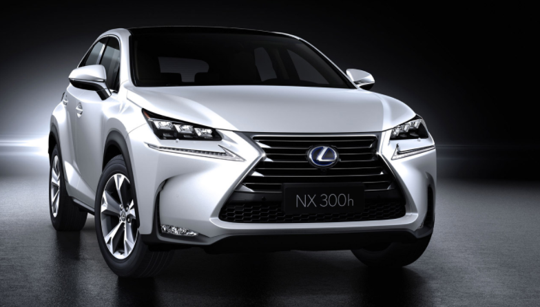 44 All New Lexus Nx 2020 Colors Overview
