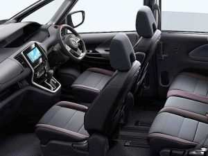 44 All New Nissan Serena 2019 Specs and Review