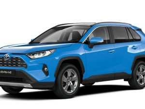 44 All New Toyota Models 2019 Picture