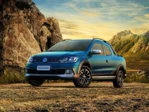 44 All New Volkswagen Saveiro 2020 Model