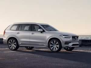 44 All New Volvo 2020 Engine Exterior