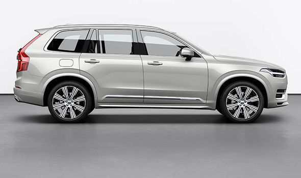 44 All New Volvo Xc90 Facelift 2020 Uk Specs