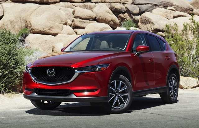 44 All New When Will 2020 Mazda Cx 5 Be Released Release Date And Concept