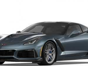 44 Best 2019 Chevrolet Corvette Zr1 New Concept
