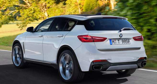 44 Best BMW Urban Cross 2020 Price Design and Review