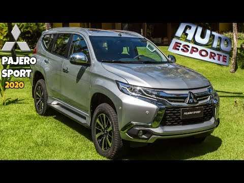 44 Best Mitsubishi Pajero Wagon 2020 Concept And Review