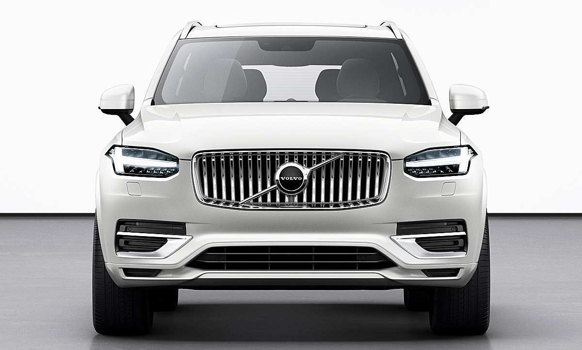 44 Best Volvo New Xc90 2020 New Review