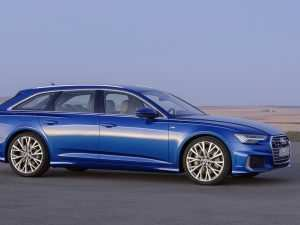 44 New 2019 Audi A6 Release Date Usa Configurations