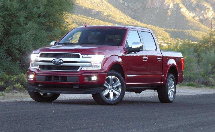 44 New 2019 Ford 150 Truck Concept And Review
