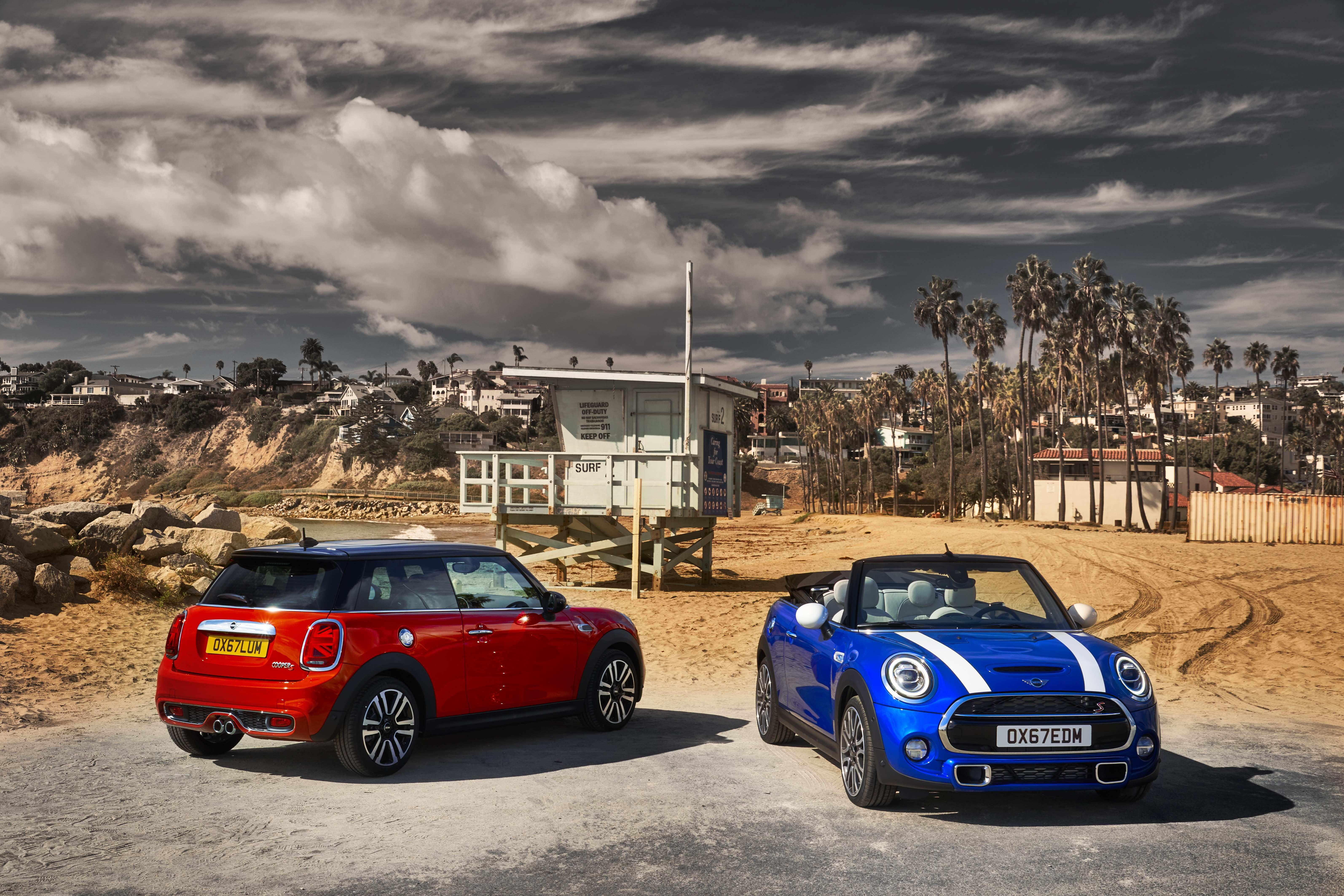 44 New 2019 Mini Cooper Lci Redesign And Review