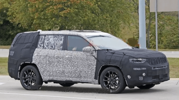 44 New 2020 Jeep Grand Cherokee Redesign Pictures
