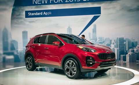 44 New 2020 Kia Vehicles Engine