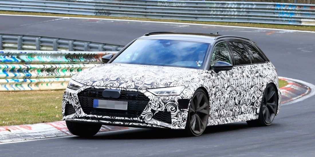 44 New Audi Rs6 2020 New Model And Performance
