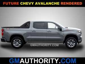 44 New Chevrolet Avalanche 2020 Images