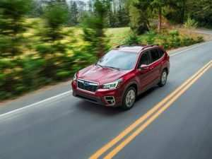 44 New Subaru Forester 2019 Ground Clearance Price Design and Review