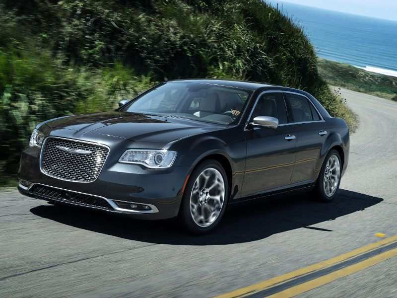 44 The 2019 Chrysler Lineup Configurations