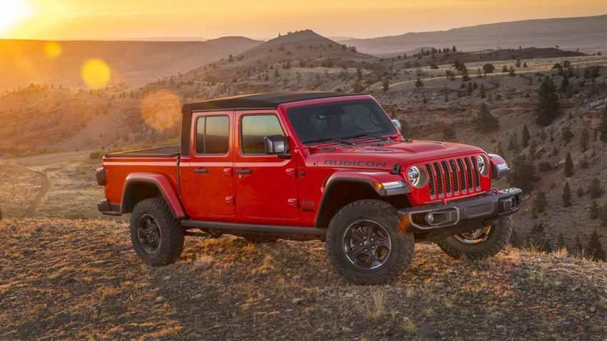 44 The 2019 Jeep Truck News Performance And New Engine