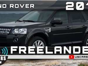 44 The 2019 Land Rover Freelander Ratings