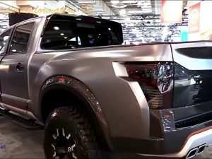 44 The 2019 Nissan Titan Nismo Review