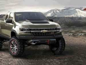 44 The 2020 Chevrolet Colorado Updates Overview