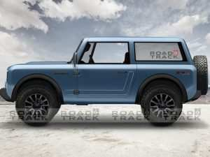 44 The 2020 Ford Bronco Design Performance
