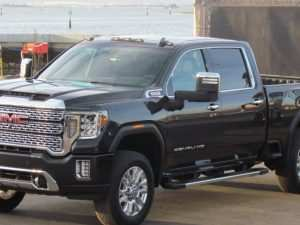 44 The 2020 Gmc Sierra 2500 Ratings