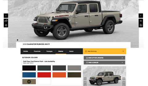 44 The 2020 Jeep Gladiator Availability Price Design and Review