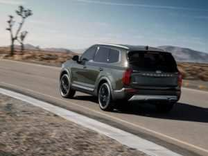 44 The 2020 Kia Telluride Price In Uae New Concept