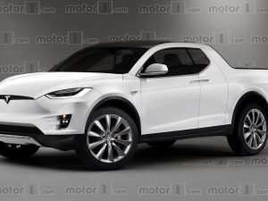 44 The 2020 Tesla Truck Style