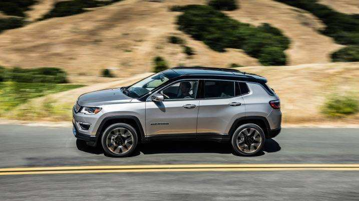 44 The Best 2019 Jeep Compass Release Date Performance And New Engine