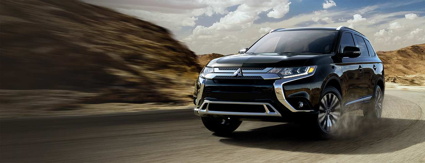 44 The Best 2019 Mitsubishi Crossover Performance