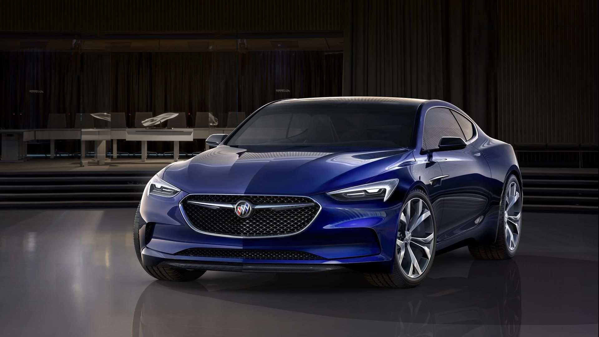 44 The Best 2020 Buick Avista Picture