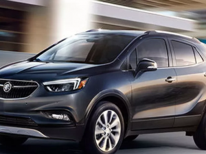 44 The Best 2020 Buick Encore Redesign Redesign and Concept