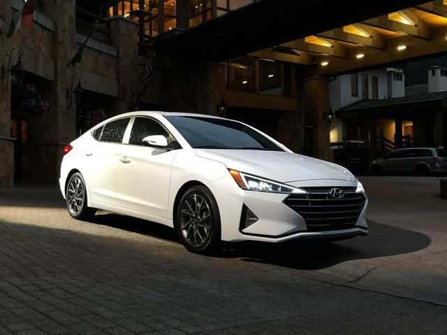 44 The Best 2020 Hyundai Elantra Redesign And Review