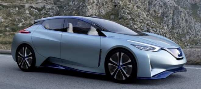 44 The Best 2020 Nissan Leaf New Model And Performance