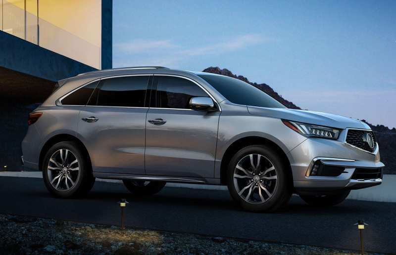 44 The Best Acura Mdx 2019 Vs 2020 Release Date