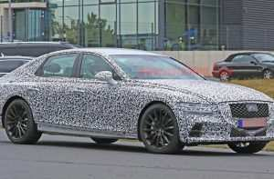 44 The Best Genesis Car 2020 Performance and New Engine