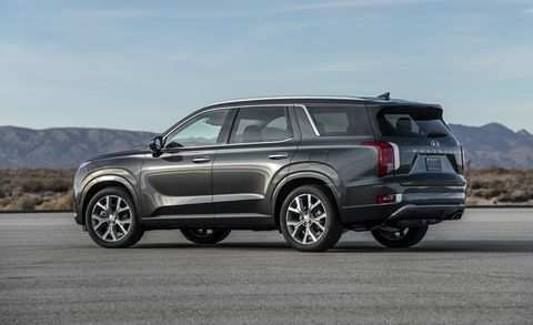 44 The Best Hyundai 3 Row Suv 2020 Redesign And Review