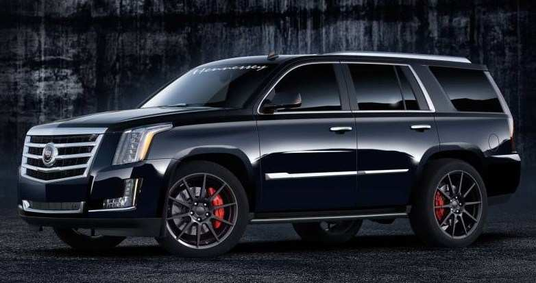 44 The Best Release Date For 2020 Cadillac Escalade Images