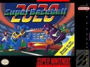 Super Baseball 2020 Genesis Rom Cool