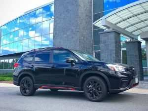 The 2019 Subaru Forester