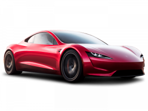 The 2020 Tesla Roadster
