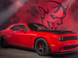 44 The Dodge Demon 2020 Pictures