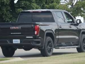 Gmc Elevation 2020