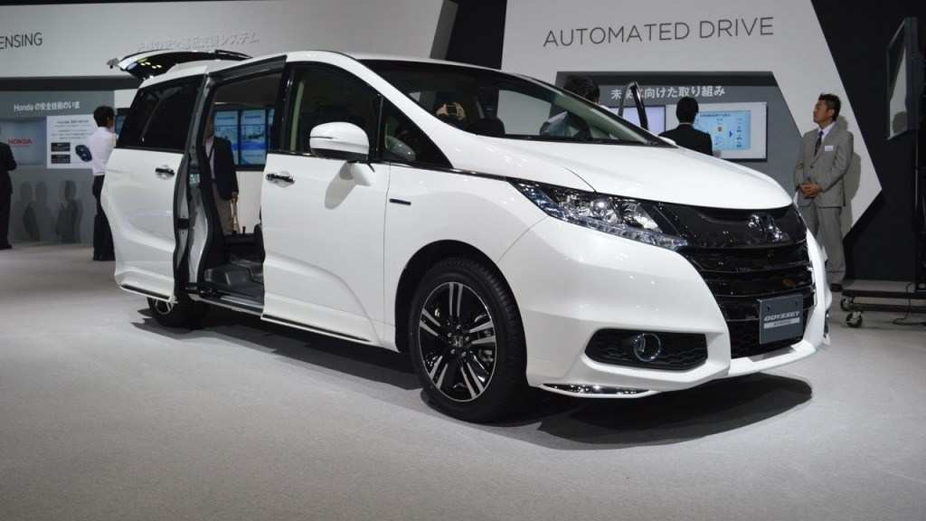 44 The Honda Odyssey Type R 2020 Release Date